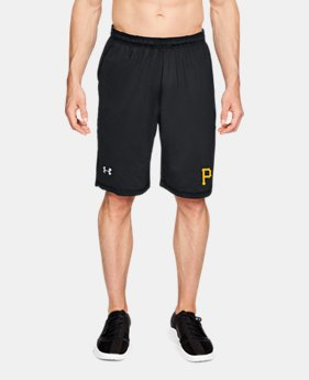 Men's MLB UA Raid Shorts  1  Color Available $33.75