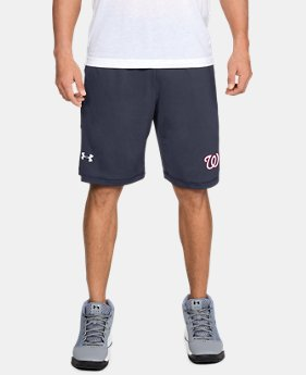Men's MLB UA Raid Shorts  1  Color Available $45