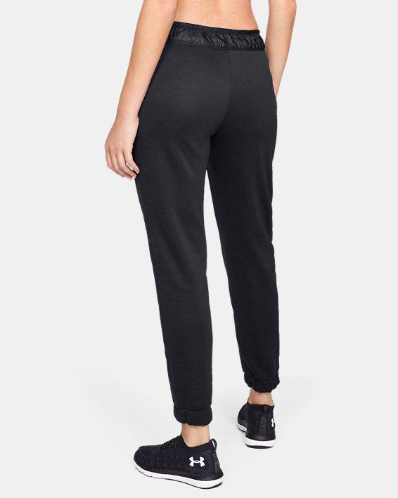 Women's UA Swacket Pants, Black, pdpMainDesktop image number 2