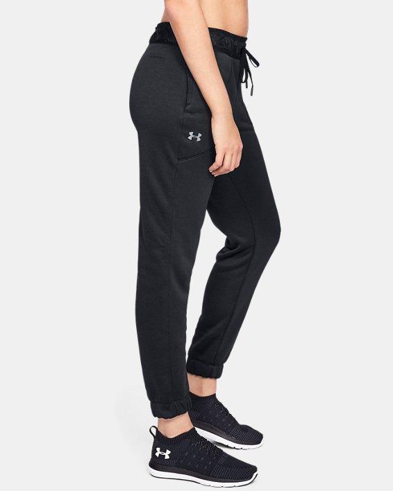 Women's UA Swacket Pants, Black, pdpMainDesktop image number 3