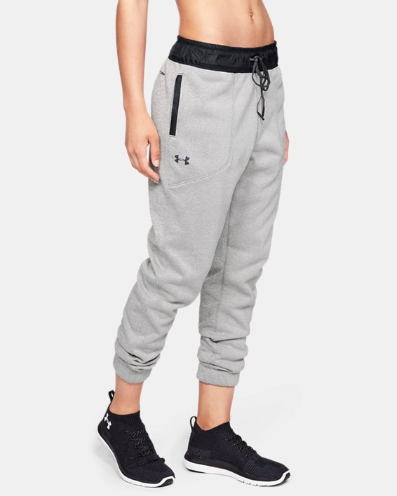 Women's UA Swacket Pants, Black, pdpMainDesktop image number 0