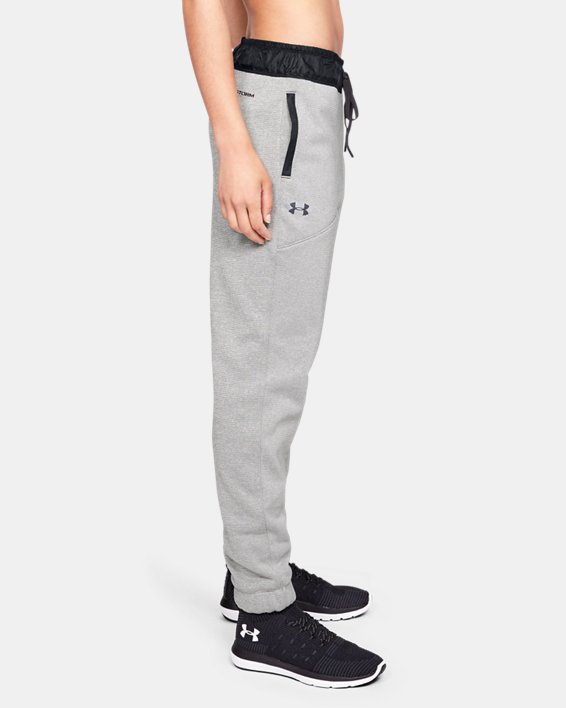 Women's UA Swacket Pants, Black, pdpMainDesktop image number 3