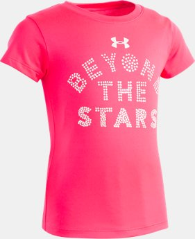 Girls' Toddler UA Beyond The Stars T-Shirt   1  Color Available $18