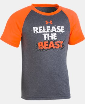 Boys' Infant UA Release The Beast T-Shirt   1  Color Available $18
