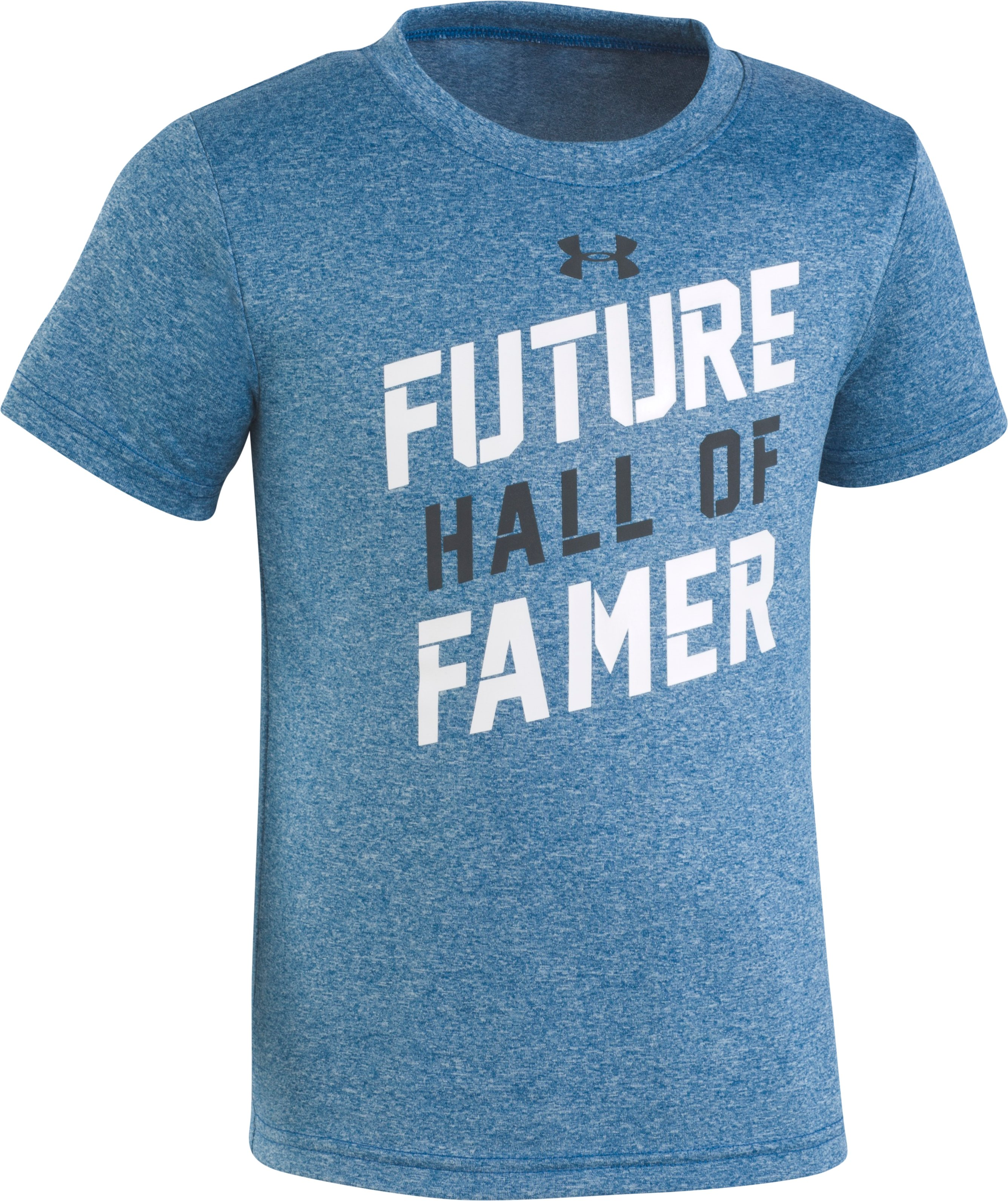 Boys' Toddler UA Future Hall Of Famer T-Shirt , Moroccan Blue