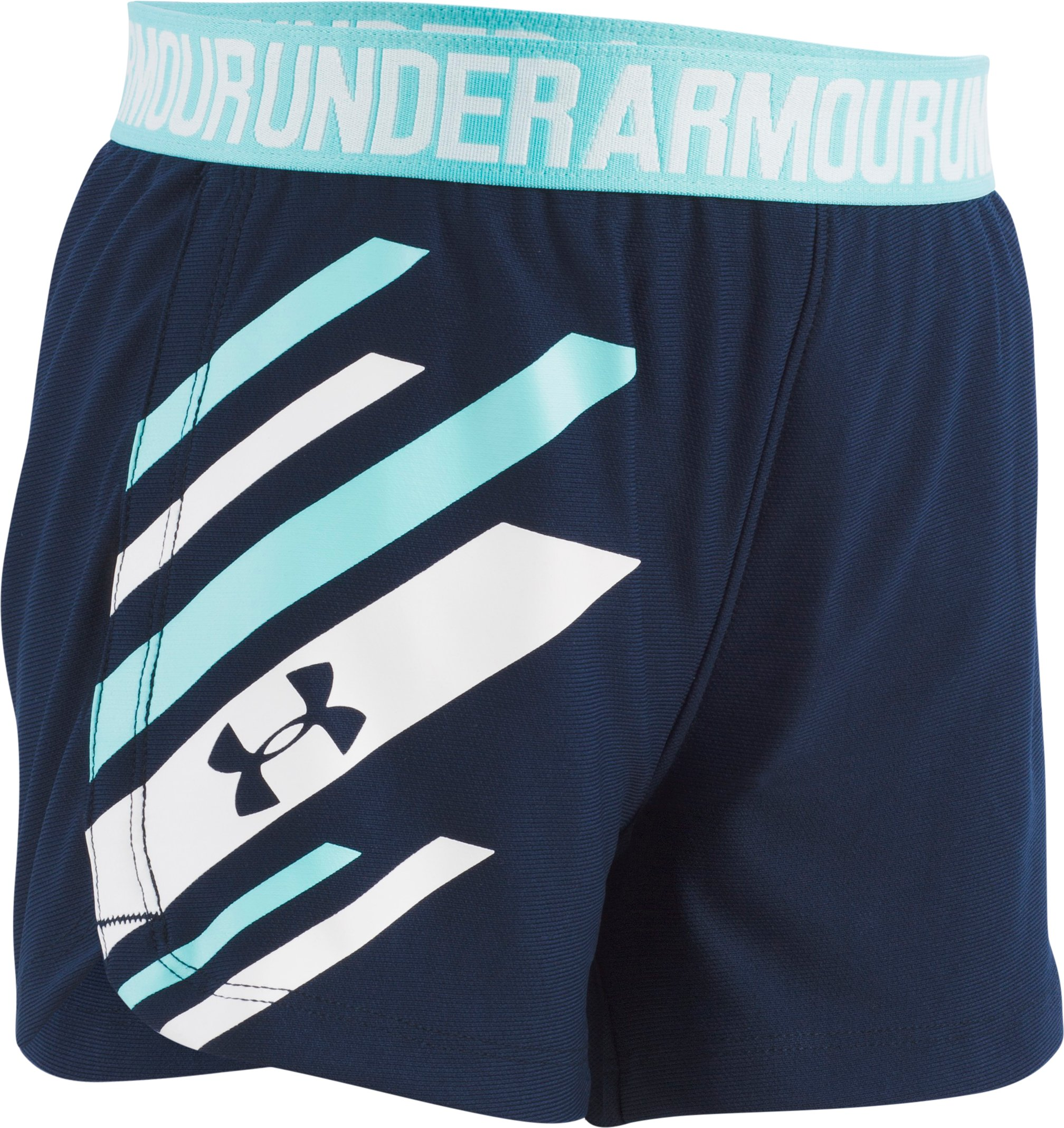 Girls' Infant UA Graphic Play Up Shorts , Academy