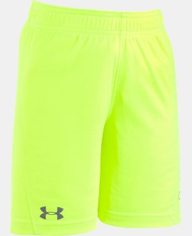 Boys' Infant UA Kick Off Shorts  1  Color Available $16
