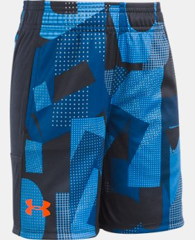Boys' Toddler UA Alpha Stunt Short   1  Color Available $25