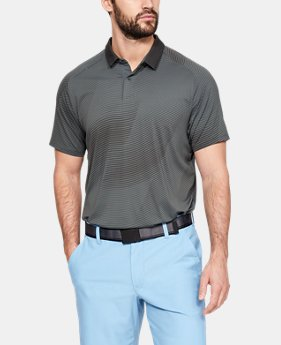 fa025d5b New Arrival Men's UA Iso-Chill Drop Zone Polo 2 Colors Available $85