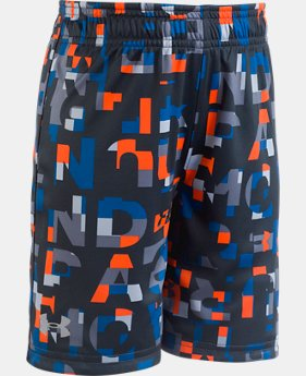 Boys' Toddler UA Reversible Shorts  2  Colors Available $28
