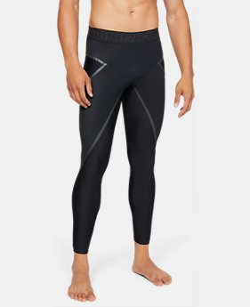Men's UA x Project Rock Core Leggings   1  Color Available $80