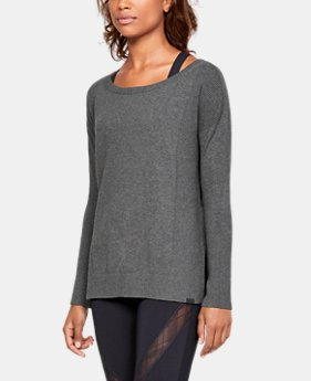 New Arrival Women's Misty Copeland Signature Oversized Sweater  2  Colors Available $80