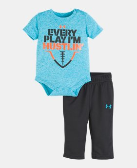 f081bf77e1 Boys' Blue Outlet Newborn (Size 0M-9M) | Under Armour CA