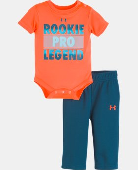 New Arrival Boys' Newborn UA Rookie Pro Legend Set  1  Color Available $33