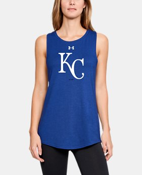 New Arrival Women's MLB UA Primary Tank  1  Color Available $32