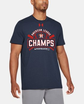 New Arrival Men's Houston Astros League Champs T-Shirt   $34.99
