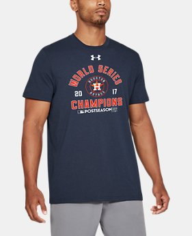 New Arrival Men's Houston Astros World Series Champs T-Shirt  1 Color $34.99