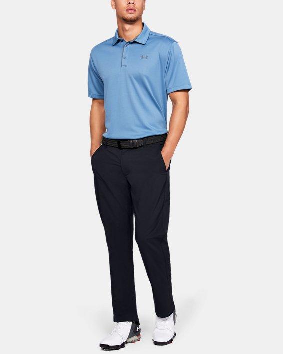 Men's UA EU Performance Pants, Black, pdpMainDesktop image number 2