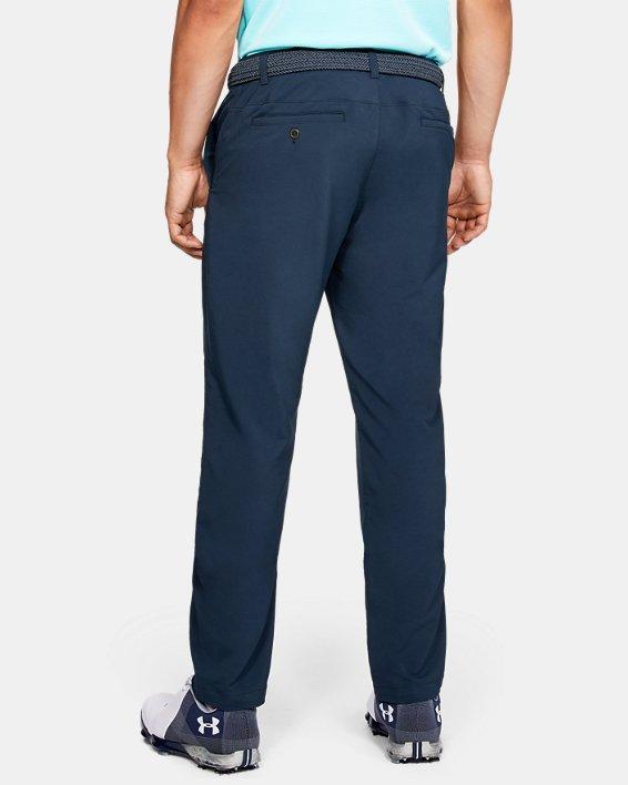 Men's UA EU Performance Pants, Navy, pdpMainDesktop image number 1