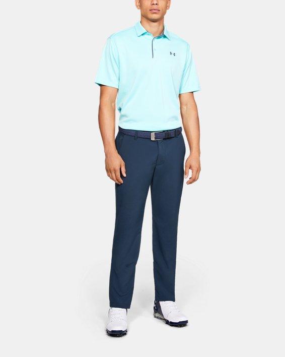 Men's UA EU Performance Pants, Navy, pdpMainDesktop image number 2