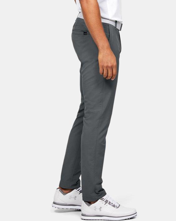 Men's UA EU Performance Taper Pants, Gray, pdpMainDesktop image number 2