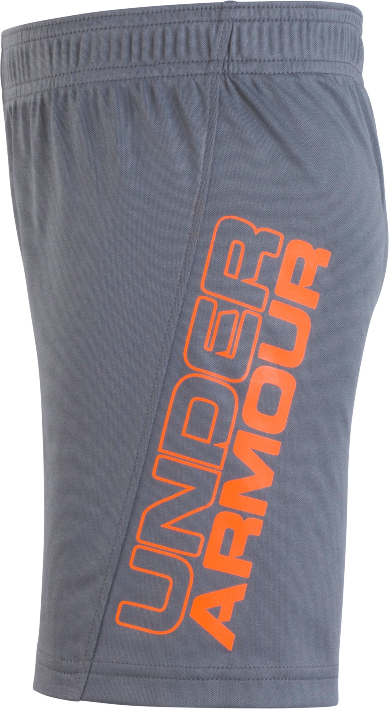 Boys' Pre-School UA Kick Off Short , Graphite,