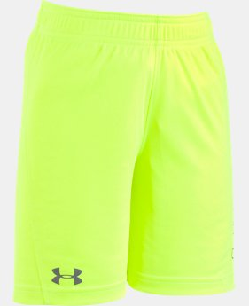 New Arrival Boys' Pre-School UA Kick Off Short   2  Colors Available $18