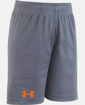 Boys' Toddler UA Kick Off Short   3  Colors Available $18