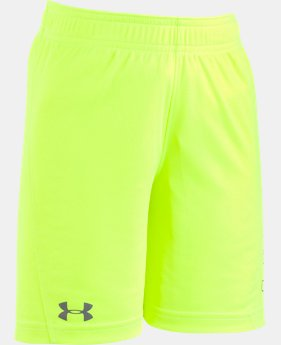 New Arrival Boys' Toddler UA Kick Off Short   2  Colors Available $18