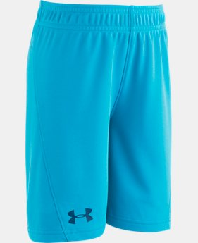 Boys' Toddler UA Kick Off Solid Short   3  Colors Available $18