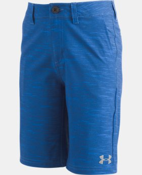 New to Outlet Boys' UA Static Shorts  1  Color Available $25.99