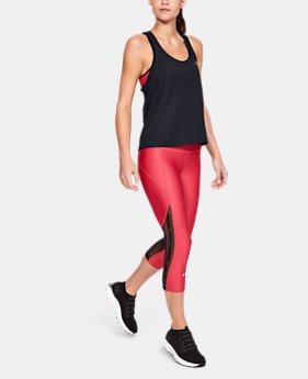 131fe32f47 Women's Black Yoga & Studio Tank Tops & Sleeveless T's | Under Armour CA