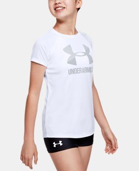 e51156f397 Girls' White Tops | Under Armour US