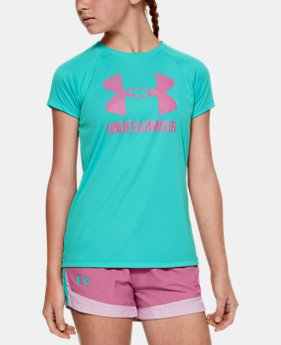 f285cb1c34 Girls' Outlet Graphic T's | Under Armour US