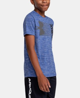 0bed487a9c Boys' Blue Tops | Under Armour US