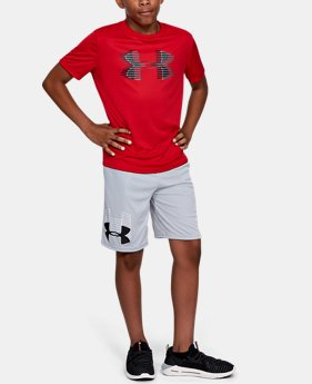a1951acb70 Boys' Red Kids (Size 8+) Graphic T's | Under Armour US