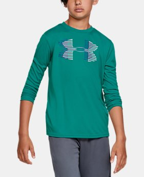 6889cbd37d Boys' Kids (Size 8+) Long Sleeve Shirts | Under Armour US
