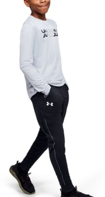 Boys' UA Pennant Tapered Pants | Under Armour