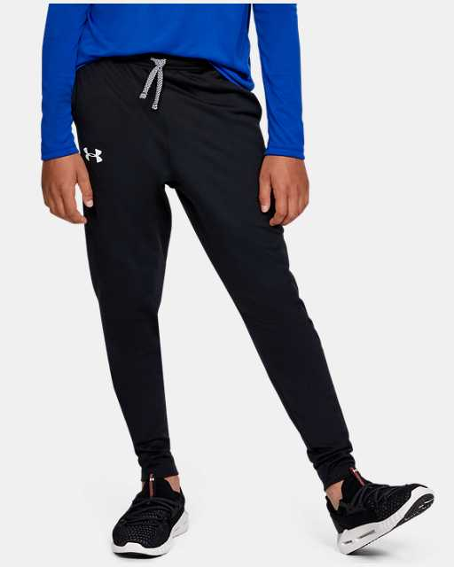Boys' UA Brawler 2.0 Tapered Pants