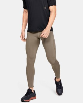 62546e33b7 Men's UA RUSH™ Run HeatGear® Tights 2 Colors Available $80