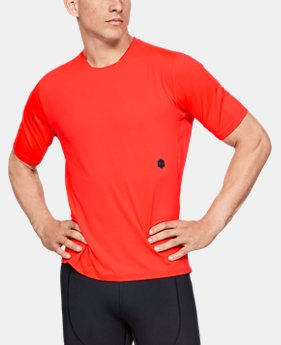 5ccd6cae76 Red Short Sleeve Shirts | Under Armour US