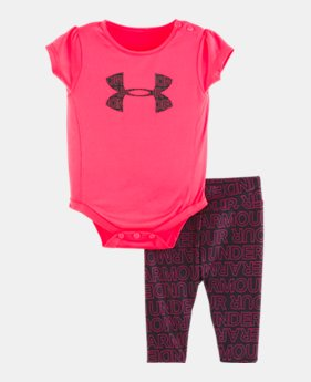 ebeebac42e Girls' Outlet Newborn (Size 0M-9M) Tops | Under Armour US