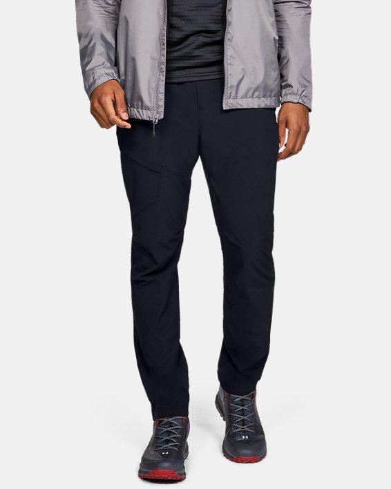 Men's UA Fusion Pants, Black, pdpMainDesktop image number 0