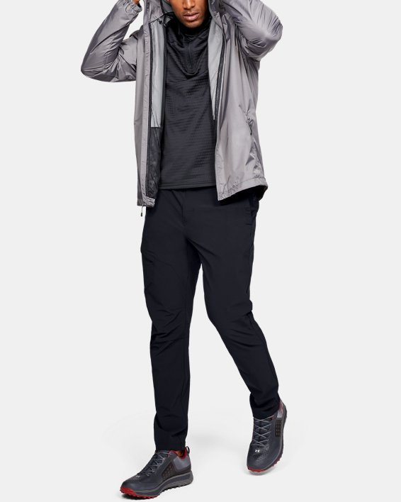 Men's UA Fusion Pants, Black, pdpMainDesktop image number 1