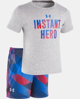 New Arrival Boys' Infant UA Instant Hero Set   1  Color Available $33