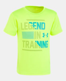 755c928cdc Boys' Toddler (Size 2T-4T) Training Tops   Under Armour US