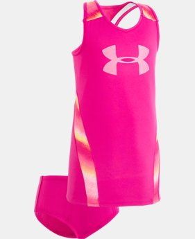 Girls' Infant UA Pivot Dress  1  Color Available $30