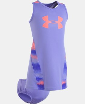 New Arrival Girls' Infant UA Pivot Dress FREE U.S. SHIPPING 1  Color Available $30