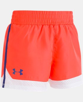 Girls' Toddler UA Sprint Shorts  3  Colors Available $20