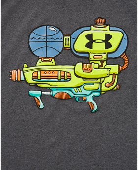New Arrival Boys' Toddler UA Watergun Short Sleeve FREE U.S. SHIPPING 1  Color Available $20